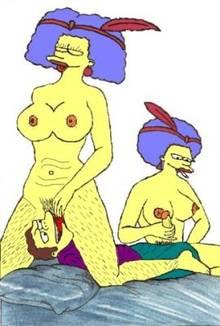 #pic1281980: Moe Szyslak – Patty Bouvier – Selma Bouvier – The Simpsons