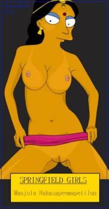 #pic736439: CyborgBLUE – Manjula Nahasapeemapetilon – The Simpsons