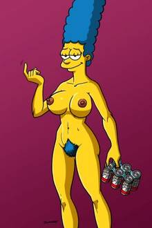 #pic734708: Doomington – Marge Simpson – The Simpsons