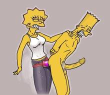 #pic730483: Bart Simpson – Lisa Simpson – The Simpsons