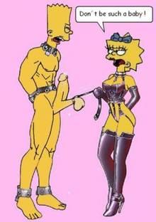 #pic730482: Bart Simpson – Maggie Simpson – The Simpsons