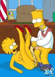 #pic729069: Bart Simpson – Lisa Simpson – The Simpsons – xl-toons
