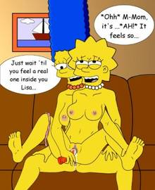 #pic728733: DXT91 – Lisa Simpson – Marge Simpson – The Simpsons