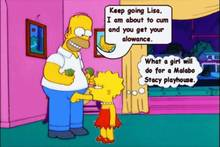 #pic784920: Homer Simpson – Lisa Simpson – The Simpsons – animated