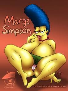 #pic782724: GraphicBrat – Marge Simpson – The Simpsons