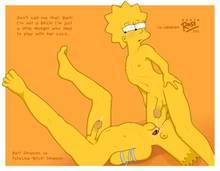 #pic779815: Bart Simpson – Lisa Simpson – The Simpsons – ross