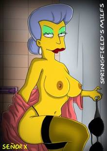 #pic1318855: Madame Belle – The Simpsons – se&ntilde-or x