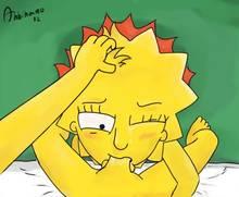 #pic774803: Ahbihamo – Lisa Simpson – The Simpsons