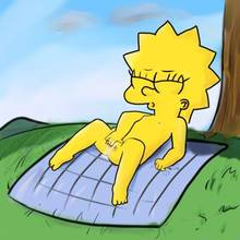 #pic773097: Ahbihamo – Lisa Simpson – The Simpsons