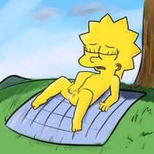 #pic773096: Ahbihamo – Lisa Simpson – The Simpsons
