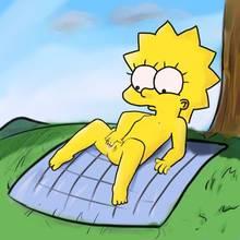#pic773095: Ahbihamo – Lisa Simpson – The Simpsons