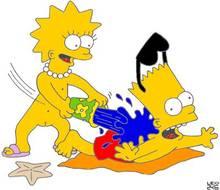 #pic767264: Bart Simpson – Lisa Simpson – The Simpsons