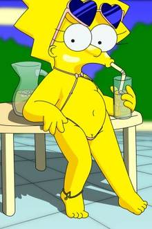 #pic755765: Maggie Simpson – The Simpsons