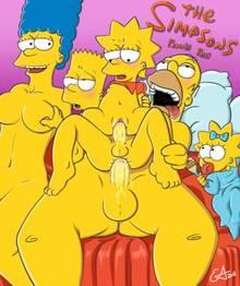 #pic753737: Bart Simpson – ExileAnarkie – Homer Simpson – Lisa Simpson – Maggie Simpson – Marge Simpson – The Simpsons