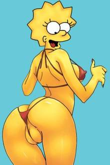 #pic751794: Lisa Simpson – The Simpsons