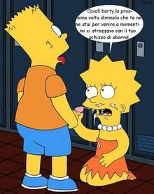 #pic748853: Bart Simpson – Lisa Simpson – The Simpsons