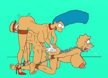 #pic744311: Bart Simpson – Lisa Simpson – Marge Simpson – The Simpsons
