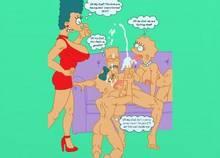 #pic744305: Bart Simpson – Lisa Simpson – Maggie Simpson – Marge Simpson – The Simpsons