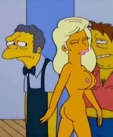 #pic742220: Barney Gumble – Das Booty – Moe Szyslak – The Simpsons – Titania