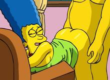 #pic740479: Homer Simpson – Marge Simpson – The Simpsons