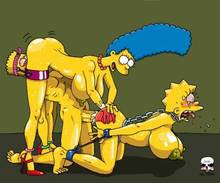 #pic740163: Bart Simpson – Lisa Simpson – Marge Simpson – The Fear – The Simpsons