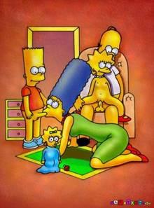 #pic652826: Bart Simpson – Hardtoon – Homer Simpson – Lisa Simpson – Maggie Simpson – Marge Simpson – The Simpsons