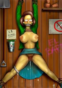 #pic1309835: Edna Krabappel – The Simpsons – iSatan