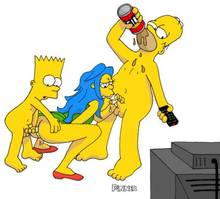 #pic652816: Bart Simpson – Homer Simpson – Marge Simpson – Pinner – The Simpsons