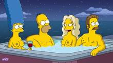 #pic652030: Homer Simpson – Marge Simpson – Ned Flanders – The Simpsons – WVS – sara sloane