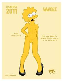 #pic651684: Lisa Simpson – The Simpsons – ross