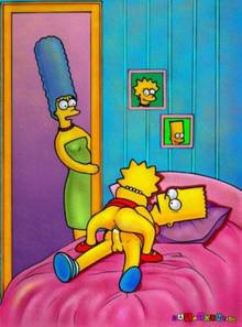 #pic651548: Bart Simpson – Hardtoon – Lisa Simpson – Marge Simpson – The Simpsons