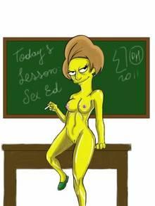 #pic650160: Edna Krabappel – The Simpsons – dragonhorse10