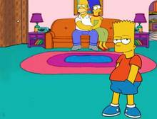 #pic1314574: Bart Simpson – Guido L – Homer Simpson – Jimmy – Lisa Simpson – Marge Simpson – The Simpsons – animated