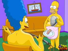 #pic1111237: Homer Simpson – Marge Simpson – The Simpsons – Toon BDSM