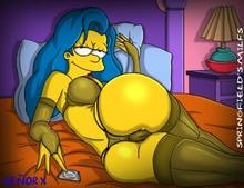 #pic1306735: Marge Simpson – The Simpsons – se&ntilde-or x
