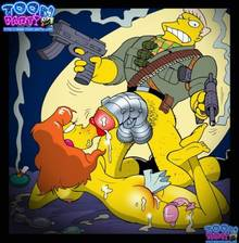 #pic1106846: Rainier Wolfcastle – The Simpsons – Toon-Party