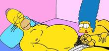 #pic1101130: HomerJySimpson – Homer Simpson – Marge Simpson – The Simpsons