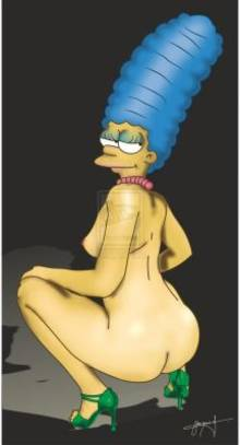 #pic1097328: Marge Simpson – The Simpsons – quimtuga