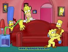 #pic727830: Bart Simpson – Homer Simpson – Lisa Simpson – Marge Simpson – PornCartoon – The Simpsons