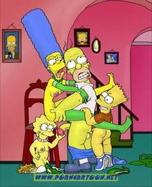 #pic727816: Bart Simpson – Homer Simpson – Lisa Simpson – Marge Simpson – PornCartoon – The Simpsons