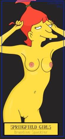 #pic727287: Brandine Spuckler – CyborgBLUE – The Simpsons