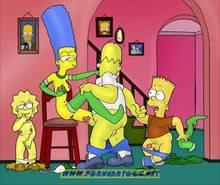 #pic727811: Bart Simpson – Homer Simpson – Lisa Simpson – Marge Simpson – PornCartoon – The Simpsons