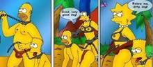 #pic1301944: Bart Simpson – Homer Simpson – Lisa Simpson – Marge Simpson – The Simpsons