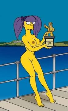 #pic723401: Sherri – Terri – The Simpsons