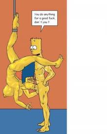 #pic723400: Bart Simpson – Marge Simpson – The Fear – The Simpsons