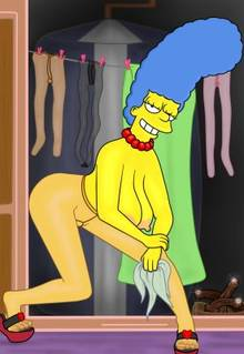 #pic723393: Marge Simpson – The Simpsons – waspcock