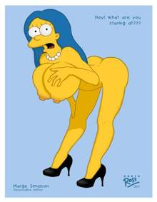 #pic722471: Marge Simpson – The Simpsons – ross