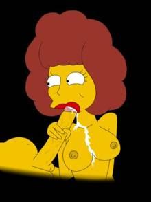 #pic721621: Bart Simpson – BurtStanton – Maude Flanders – The Simpsons
