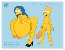 #pic722343: Bart Simpson – Marge Simpson – The Simpsons – ross