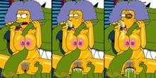 #pic721944: Lawgick – Selma Bouvier – The Simpsons – kang
